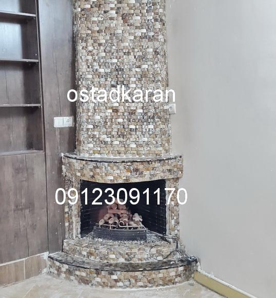 طرح سنگ انتیک ال سی دی گروه استادکاران 09127958825 - مدلهای کار شده سنگ آنتیک